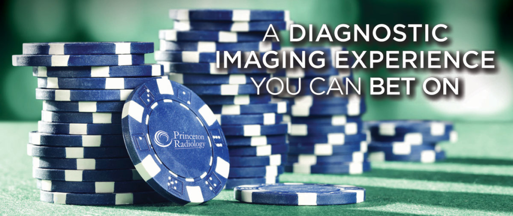 Casino Chips - Diagnostic Imaging You Can Bet On