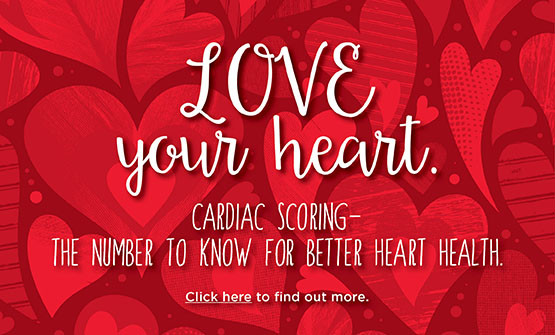 Cardiac Scoring - Love Your Heart