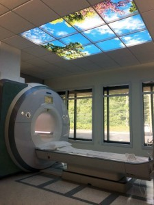 Quiet MRI at Quakerbridge